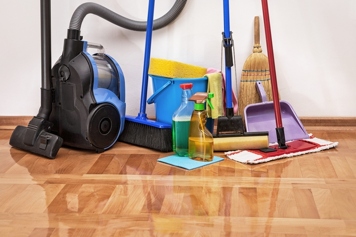 4 Tips for Caring for your Hardwood Floors